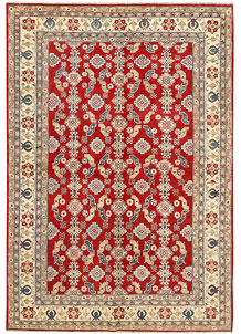 Red Kazak 6' 8 x 9' 11 - SKU 71368