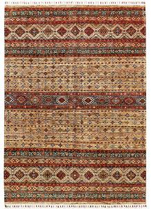 Multi Colored Kazak 5' 9 x 8' 4 - SKU 71386