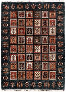 Multi Colored Bakhtiar 5' 9 x 8' 1 - SKU 71388