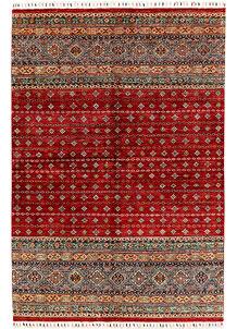 Multi Colored Kazak 5' 7 x 8' 6 - SKU 71399