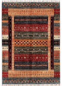 Multi Colored Kazak 5' 9 x 7' 10 - SKU 71400