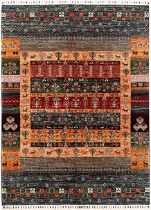 Multi Colored Kazak 5' 9 x 7' 10 - SKU 71404