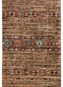 Burlywood Kazak 2' 10 x 7' 7 - SKU 71418