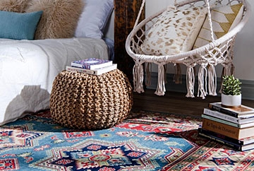 Choosing Perfect Rug for a Room
